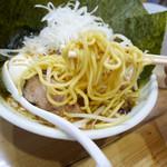 42282718 - 2015/9/20  麺は浅草開化楼  リフトアップ♪♪