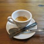 カフェ エバーグリーン - エスプレッソ