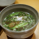 たん右衛門 - テールスープ
