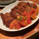 スペイン食堂 Deco2階 - 豚肉のカツレツ