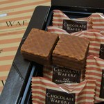 ジャルックス - チョコレートウエハースモンブランクリーム12個入(778円)