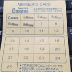 カノン - ポイントカード(o^^o)