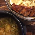 らーめん神月 - 塩つけ麺