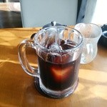 ビボ - アイスコーヒー 350円