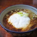 大吉 - 2015年8月 山かけ蕎麦