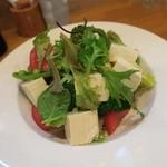 42288938 - 豆腐サラダ