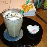 冨月 - 胡麻チ-ノと金平糖