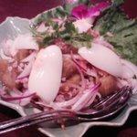 アジアンキッチン サワディー - シェフサラダ\980-☆