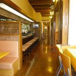 レストラン トロイカ - 店内
