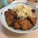 Ippinkou - ネギチャーシュー丼