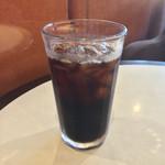 ピアーズカフェ - アイスコーヒー Sサイズ(291円)