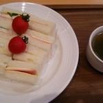 カフェ ダイニング 仲宿 - サンドイッチ