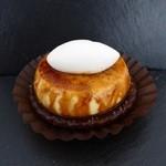 プティブラン - 料理写真:タルトクレーム(430円)