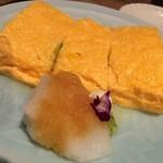 GREEN TEA RESTAURANT 1899 - 抹茶味噌入りだし巻玉子