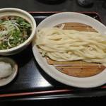 42298841 - 牛肉汁うどん(750円)_2015-09-25