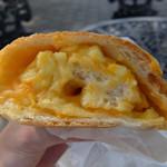 コンプレ堂 - 201509 チェダーチーズたっぷりでボリュームも十分