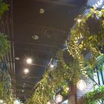 青山フラワーマーケット ティーハウス - 内観