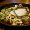 ふじや食堂 - 料理写真:山菜とろろ蕎麦