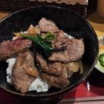 42301065 - ユック丼(1000円)