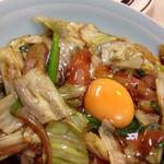 洋庖丁 - スタミナ焼ランチ