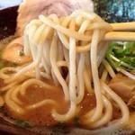 九十九里 麺ドラゴン - 麺リフト。