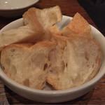42303935 - セウタのパン(付いて食べる)