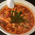 辛麺屋 輪 - 辛麺25辛850円(税込)
