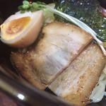 はせ川 - 石鍋辛みそつけ麺のつけ麺〜(*^◯^*)♪