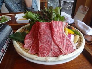 海菜寺 - 葉山牛と鎌倉野菜のしゃぶしゃぶ