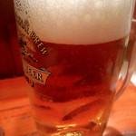 串寅 - 生ビール