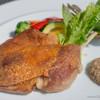 LYS - 料理写真:本日の肉料理 シャラン産 鴨肉のコンフィ(ランチ)【2015年9月】
