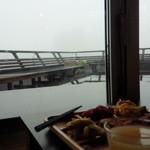 42311282 - 雨と霧でなんも見えねぇ