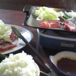 風鎮食堂 - 焼き肉定食