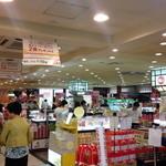 福山サービスエリア(下り線) ショッピングコーナー - 店内