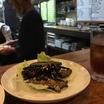 居酒屋 三幸 - 料理写真:絶妙な炒めもの!強い火力でいっきに仕上げるから旨い!