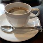 文化洋食店 - コーヒー