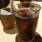 カレー&カフェ かのん - アイスコーヒー