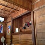 お食事処 ちゃんや~ - 内観:40~50年前の民家を改装した涼しげな空間