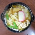 土浦食堂 - ほうとう¥1000       山梨県を代表とする郷土料理
