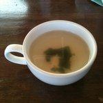 ファースト・トレイン - ランチのスープ