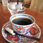 4232998 - ブレンドコーヒー600円を頂きました。期待以上の美味しいコーヒーと空間が嬉しかったです。