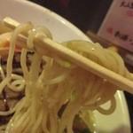Fufutei - 麺は細麺