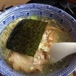 錦 - 塩ラーメン