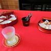 円山菓寮 - 料理写真:試食させてもらいました