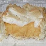 キッキリキ - ・「レモンパイ(\430)」の断面。