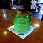 42323656 - 水は琉球グラスで出てきます!