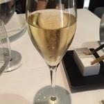 Arzak - Champagne Lanson Brut