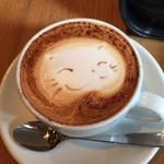 フレスコ コーヒーロースターズ - カプチーノ420円