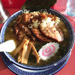 いっとく - バラ焼き豚ラーメン(1,180円)