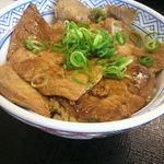 42329112 - ロース豚丼
